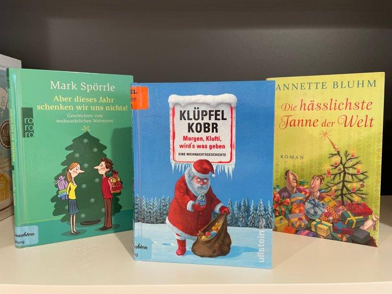 Weihnachten Romane